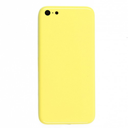 Yellow internal frame (without logo) - iPhone