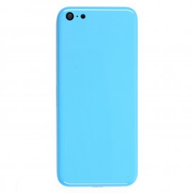 Blue Rear Frame (No logo) - iPhone 5C