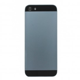 Black Rear Frame (No logo) - iPhone 5