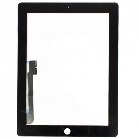 Touch screen (black) - iPad 3 / 4