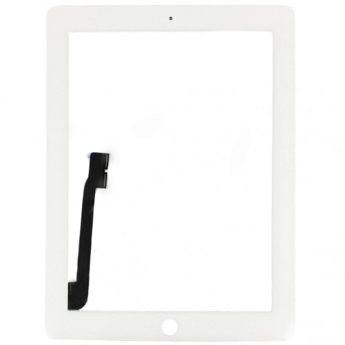 Vitre tactile Blanche - iPad 3