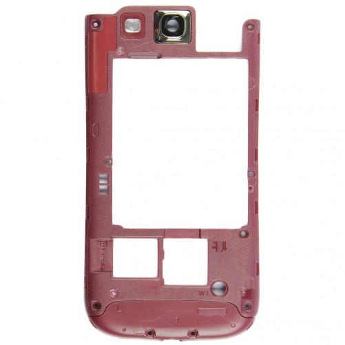 Chassis interne Rouge - Samsung Galaxy S3