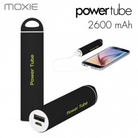 Batteria de secours PowerTube de 2600mAh
