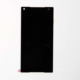 Complete Black screen (LCD + Touch screen) - Xperia Z5 Compact