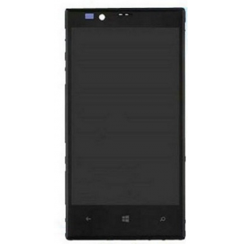Screen Assembly (LCD + Touch Screen + Frame) - Lumia 510