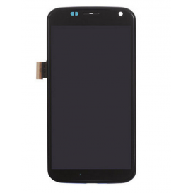 Complete Screen Assembly BLACK (LCD + Touchscreen) - Moto X