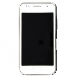 LCD Screen + Touchscreen WHITE - Samsung Galaxy S1