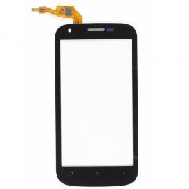 Touch screen (black) (Official) - Wiko Cink Peax 2