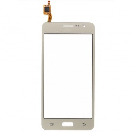Touch screen (gold) (Official) - Galaxy Grand Prime SM-G531F