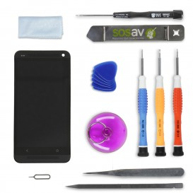DIY Complete Screen Repair Kit - HTC One (M7)
