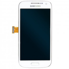 Ecran complet blanc (Officiel) - Galaxy S4 Mini Plus