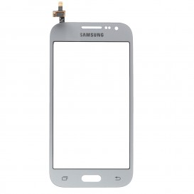Touch screen (silver) (Official) - Galaxy Core Prime