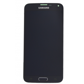 Complete Screen Assembly BLACK (Official) - Galaxy S5 Neo