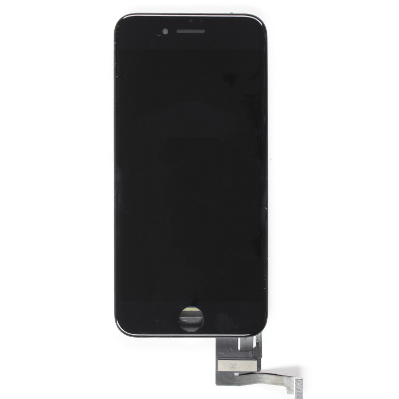 Sosav ecran complet noir compatible iphone 7 for Ecran photo iphone noir