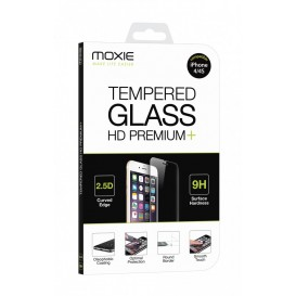 2.5D Tempered Glass Screen Protector - iPhone 4/4S