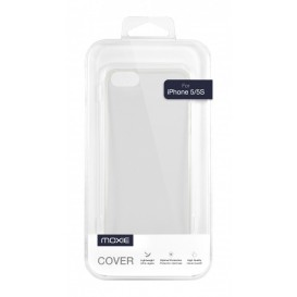 Coque TPU transparente ultra fine - iPhone 5/5S/SE