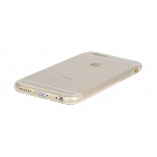 Ultra-thin transparent TPU shell - iPhone 5/5S/SE