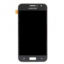 Complete Screen Assembly BLACK (Official) - Galaxy J1 (2016)