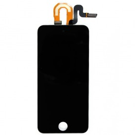 Complete Screen Assembly BLACK - iPod Touch 6G