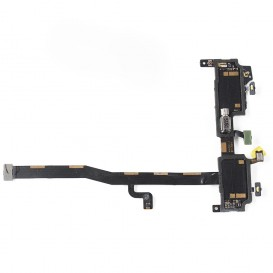 Nappe micro, vibreur, antenne + LED - OnePlus One
