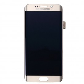 Ecran complet OR (LCD + Tactile + Châssis) (Officiel) - Galaxy S6 Edge Plus
