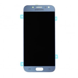 LCD + Touch Screen SILVER (Official) - Galaxy J7 (2017)