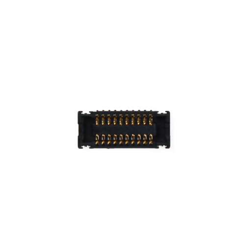 FPC touch panel connector