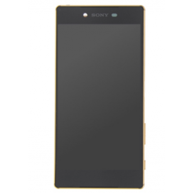 Complete Screen GOLD (Official) - Xperia Z5 Premium Dual