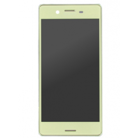 Complete screen GREEN (Official) - Xperia X/X Performance/XZ