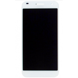 Screen WHITE (Official) - Huawei Ascend G7