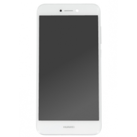 Complete Screen Assembly WHITE (Official) - P8 Lite 2017