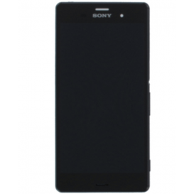 Complet Screen Black (Official) - Xperia Z3