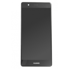 Complete Screen BLACK (Official) - Huawei P9