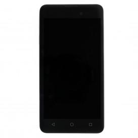Complete Screen BLACK (Official) - Wiko Sunny 2 Plus