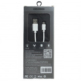 Câble lightning Fast Charge & Data (Charge Rapide)