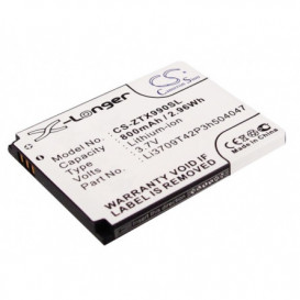 Batterie AT&T compatible GX930, GX991, UX990, X930, Z331