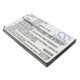 Batterie Dopod compatible A6288, T5399, Touch Twin