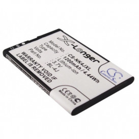 Batterie Nokia compatible C6, C6-00, Lumia 620, Touch 3G